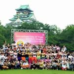 6/19(日)関西最大級の外ヨガイベント「ロハスヨガ at ヨガDAY」レポートです♪