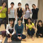1/29(日) 姉崎志穂先生「インストラクターのためのアジャストメントプログラミング」ワークショップのレポートです