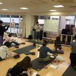 3/12 姉崎志穂先生「インストラクターのためのアジャストメント、プログラミング」ワークショップのレポートです