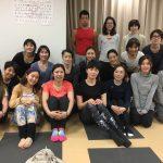 3月19日(日)松原加奈先生「インストラクターが知っておくべき解剖学・怪我をしない為の解剖学」ワークショップのレポートです