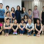 3/20(月・祝)鈴木裕美先生「アシュタンガヨガ 」ワークショップのレポートです