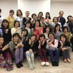 一瀬 智佳子 先生による「日常生活に東洋医学を取り入れ 日々ご機嫌美人になりましょう」ワークショップのレポートです
