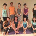 6/25(日) 更科有哉先生「ASHTANGA Yoga Technique class.」ワークショップのレポートです