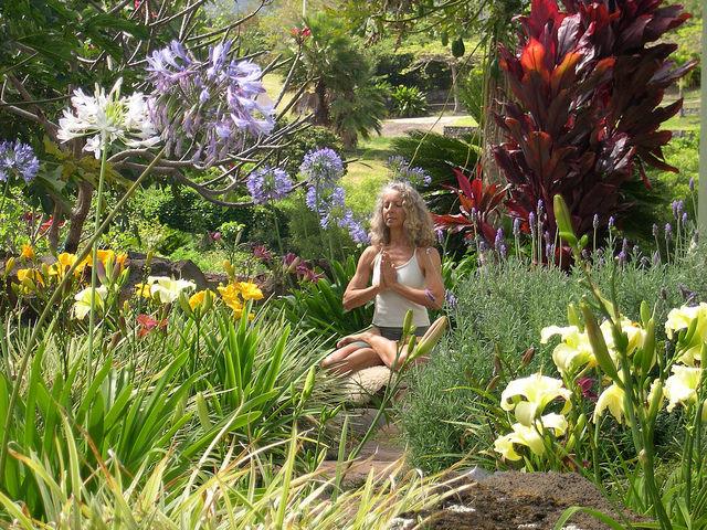 myra garden meditation