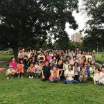 9月24日(日)関西最大級の外ヨガイベント「ロハスヨガ」開催いたしました♪♪